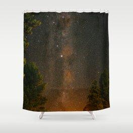 Milky Way 02 Shower Curtain