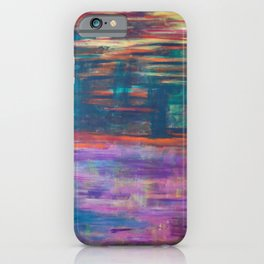 The Colorman. iPhone Case