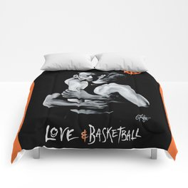 Love & Basketball Comforters