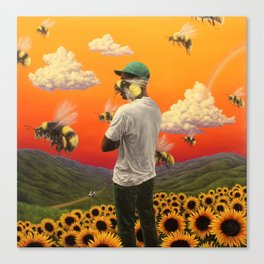Flower Boy- Tyler, the Creator Canvas Print
