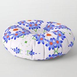 Posies Floor Pillow