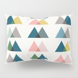 Color Theory in Multicolor Pillow Sham