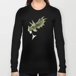 Dinosaur Helmet Long Sleeve T-shirt