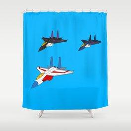 Seekers Shower Curtain