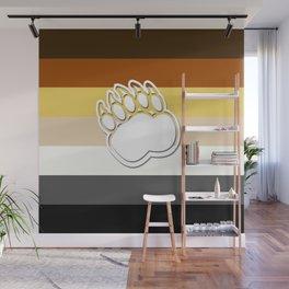 Gay Bear Wall Mural