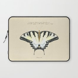Psalm 61:4 Laptop Sleeve