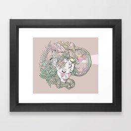 H I N D S I G H T Framed Art Print