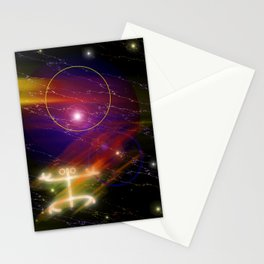 Taino in the Universe Stationery Cards