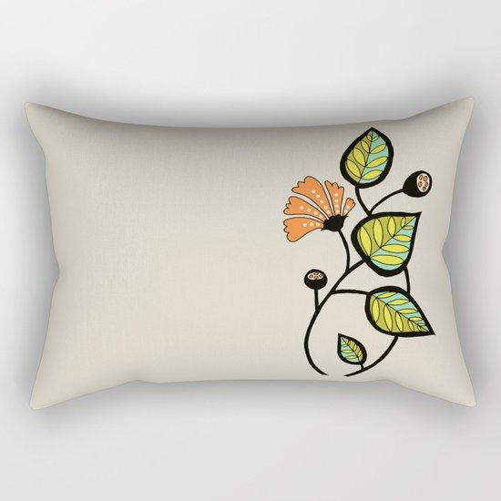 tiempo Rectangular Pillow