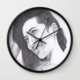 Anita Mae Wall Clock