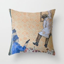A Spectacle, A Miracle Throw Pillow