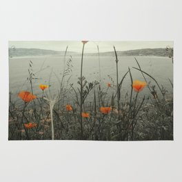 Poppies Shifted Rug