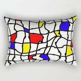 Primary Melt Rectangular Pillow