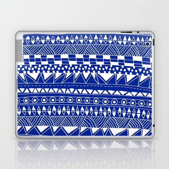 Fun - blueberry Laptop & iPad Skin