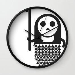 Monztar Death Wall Clock