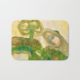 Burrow in Pennsylvania Countryside Bath Mat