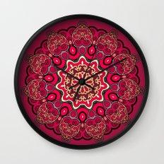 Mix & Match Arabian Nights 1 Wall Clock