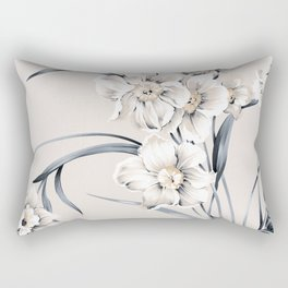 flowers / 24 Rectangular Pillow