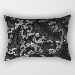 """foulard n°5"" - mathéo Rectangular Pillow"