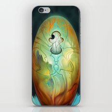 Tzadqiel Egg iPhone & iPod Skin