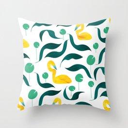 Nenuphara Throw Pillow