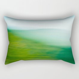 Mountains and Sea Rectangular Pillow