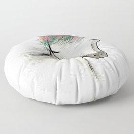 Zoey the Unicorn Floor Pillow