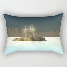 Fly: Windmakers Rectangular Pillow