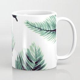 Danae-Leaves in the air Coffee Mug