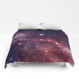 Magellanic cloud galaxy Comforters
