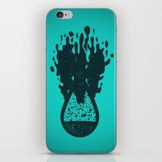 H(2O) - Bomb iPhone & iPod Skin
