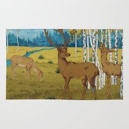 Deers B Rug