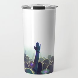 cncert crowd Travel Mug