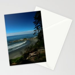 Coastal View Stationery Cards