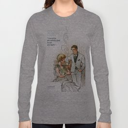 The Great Gatsby_see you again Long Sleeve T-shirt