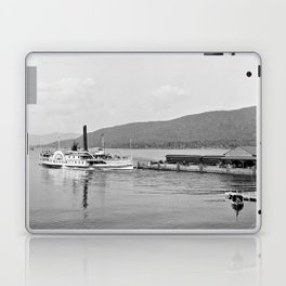 The Horicon I Steamboat 1904 Laptop & iPad Skin