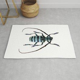 Anoplophora Graafi Beetle Rug