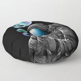 Astro Bubbles Floor Pillow