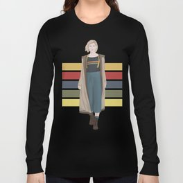 Doctor Who | 13th Doctor Long Sleeve T-shirt