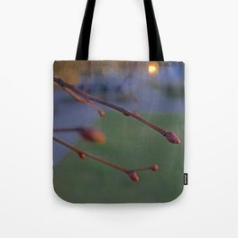 buds on a Tree Tote Bag