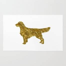 Golden retriever Rug