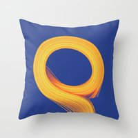et Throw Pillows featuring et by artanjo