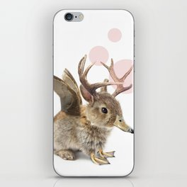 Bavarian Jackalope iPhone Skin