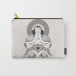 Vanity - Peacock Carry-All Pouch