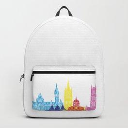 Ghent skyline pop Backpack