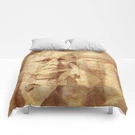 Mr. Crowley Comforters