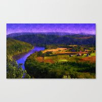 country Canvas Prints featuring Country by Cullen Rawlins