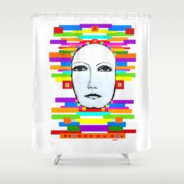 Greta Shower Curtain