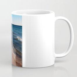 Lake Michigan at North Bar Coffee Mug