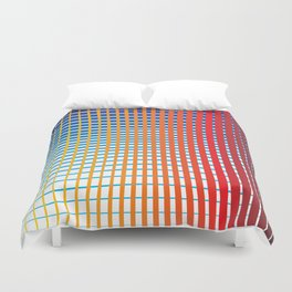 Spec Trum Duvet Cover